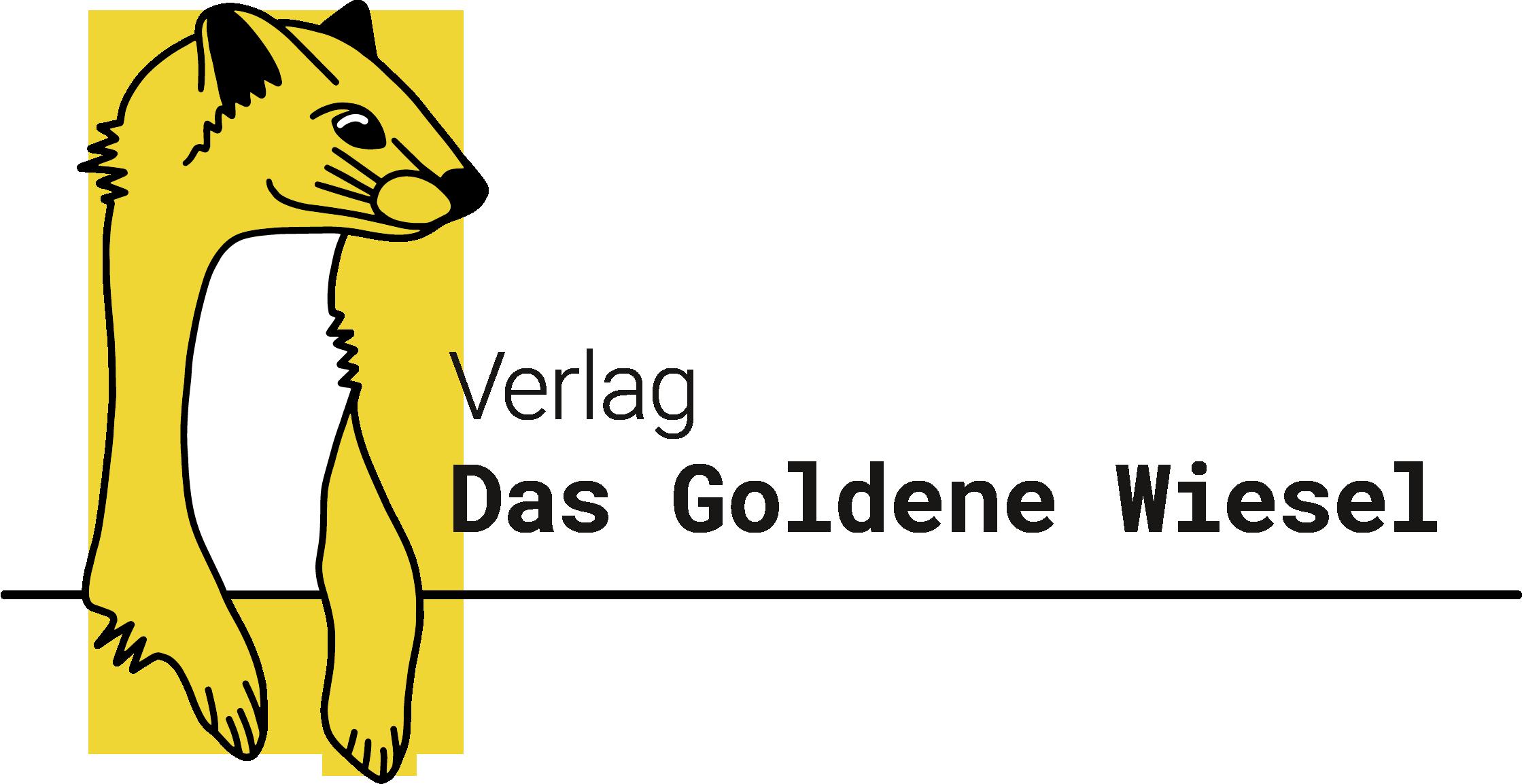 Verlagslogo das goldene Wiesel