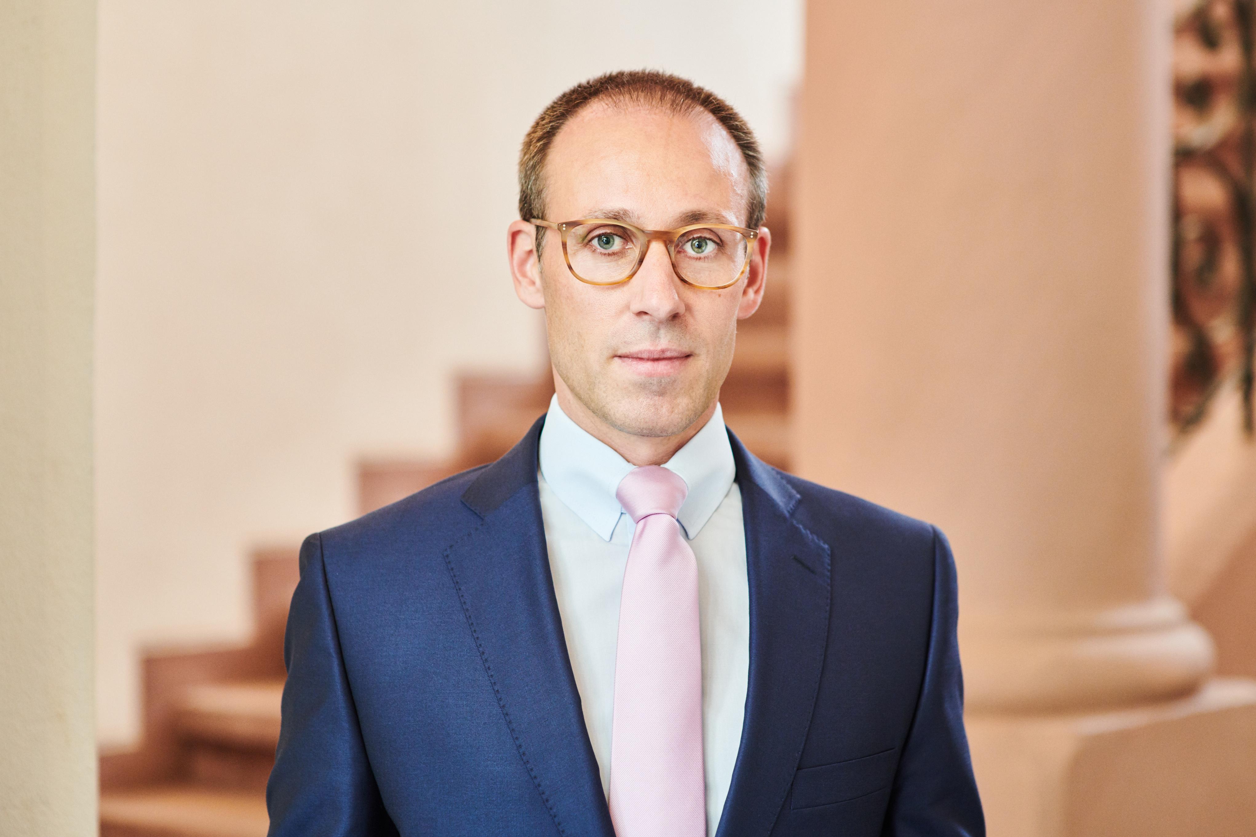 Jonas Eckhardt Partner für Corporate Finance bei der Falkensteg GmbH