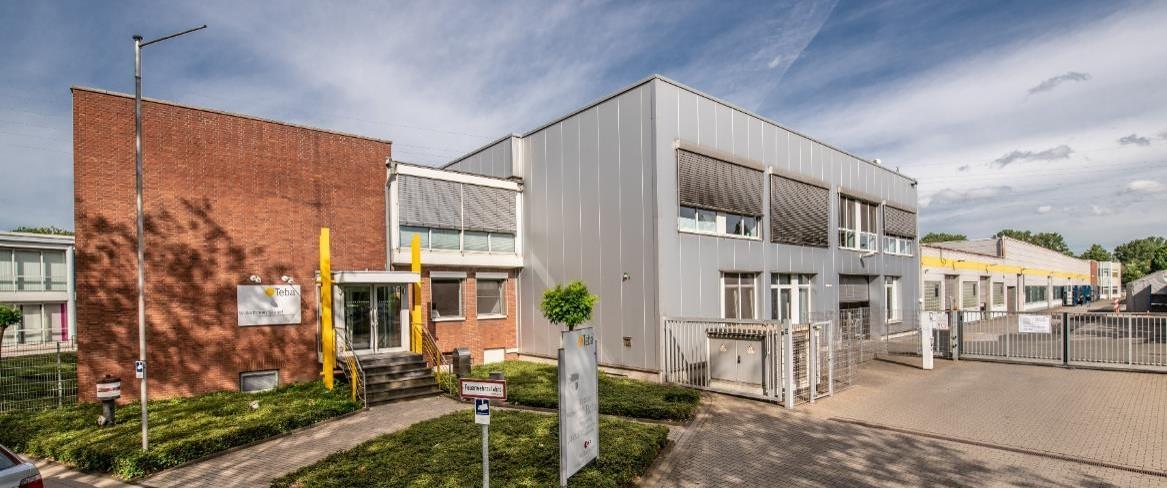 Deutsche Industrie REIT-AG Office