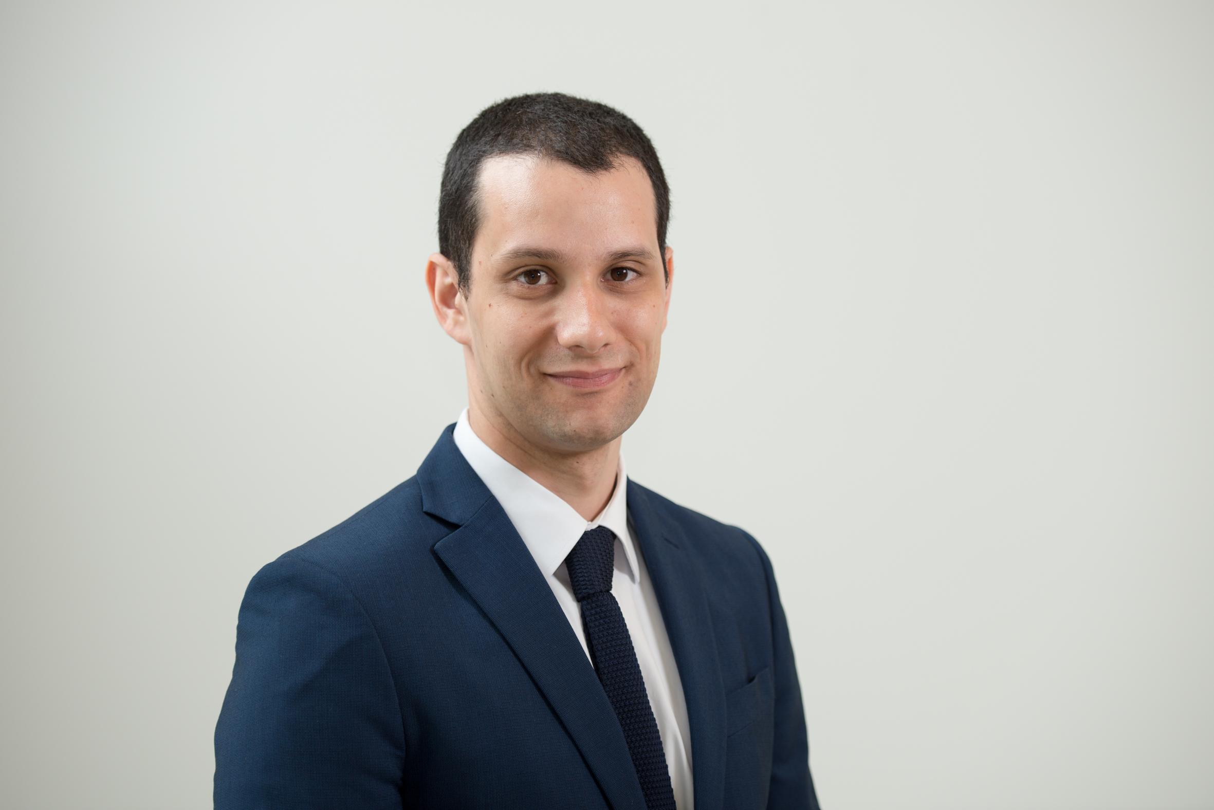 Donato Di Dio Junior-Referent Kapitalmarktpolitik Deutsches Aktieninstitut