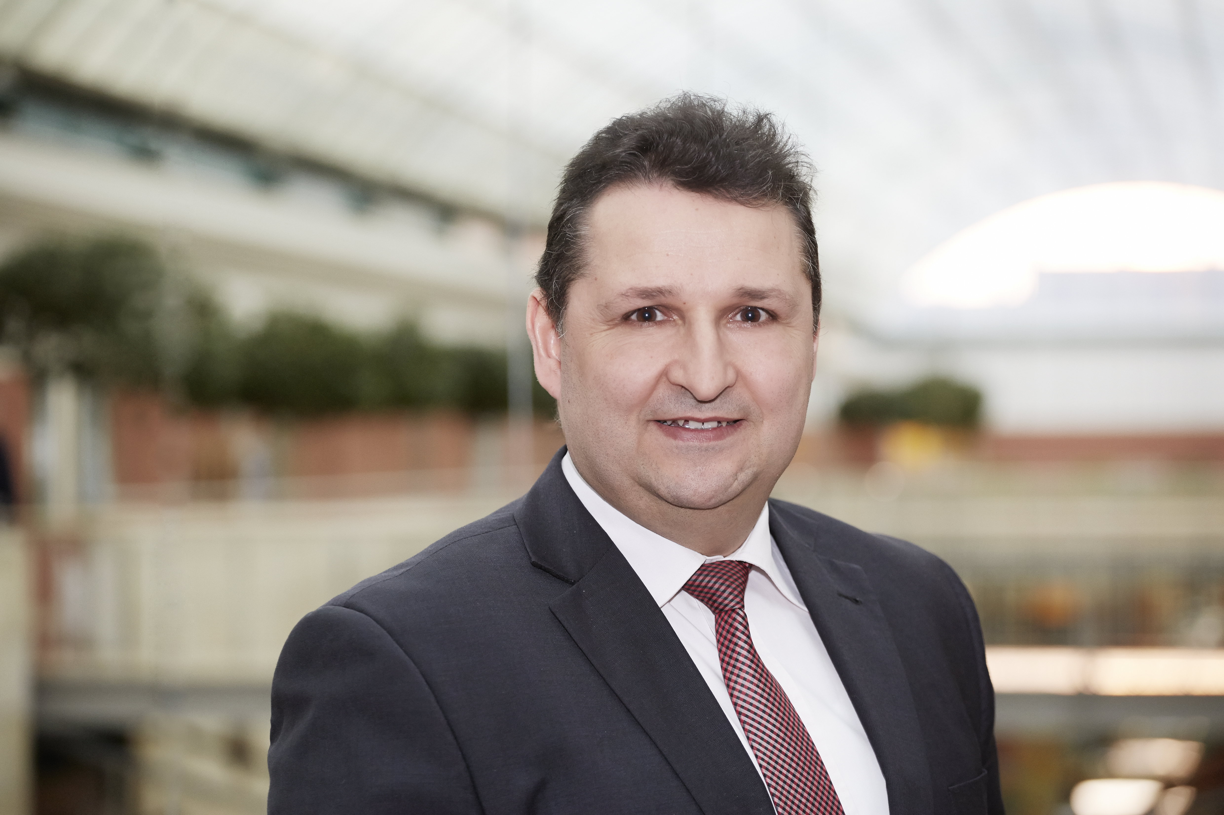 Foto Jörg Schaub Leiter der Geschäftsstelle der Wirtschaftsinitiative Frankfurt Rhein Main