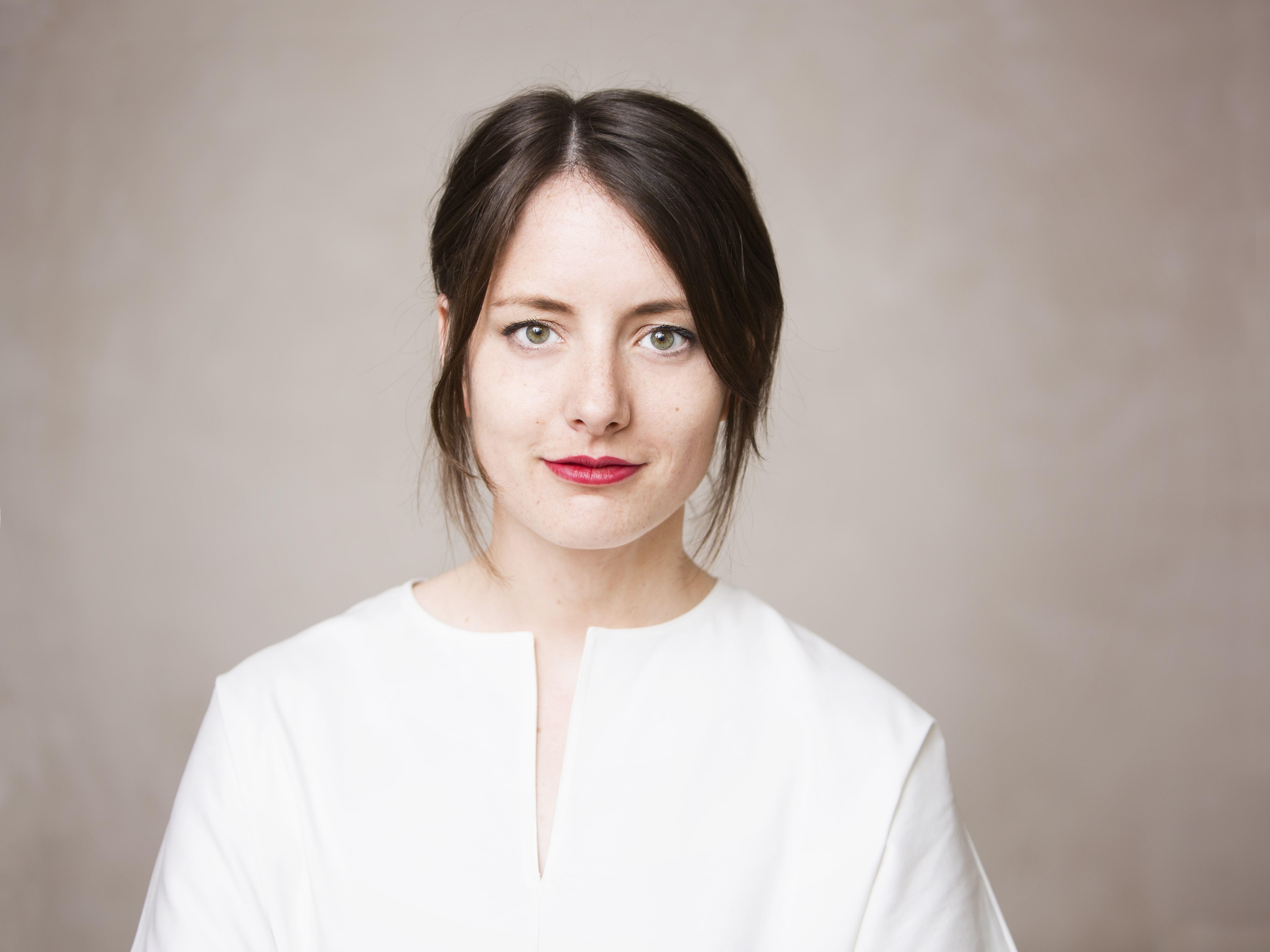 Janina Mütz Mitgründerin und Geschäftsführerin von Civey