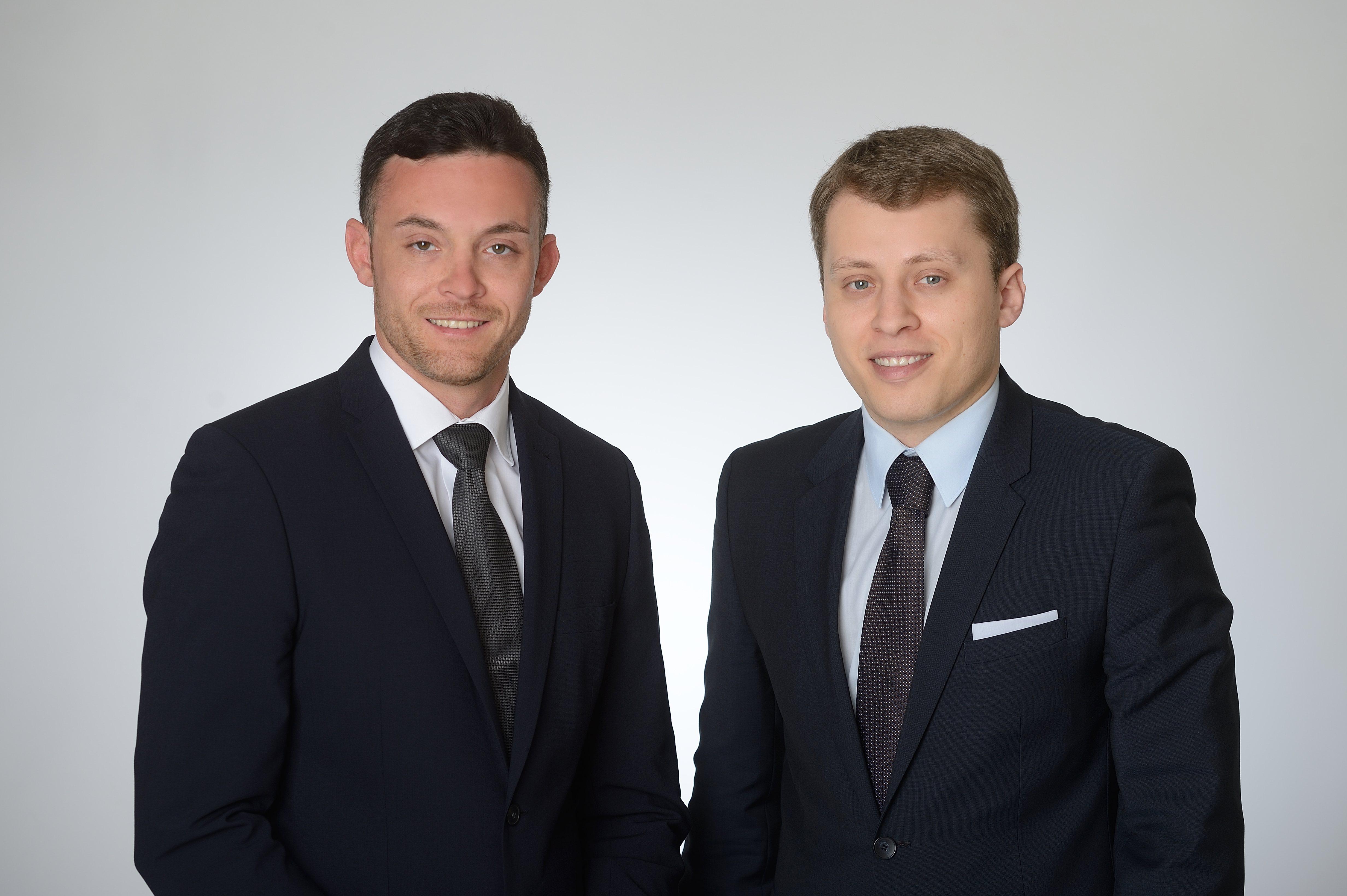Michael und Andreas Fischer Management von INFIMENT