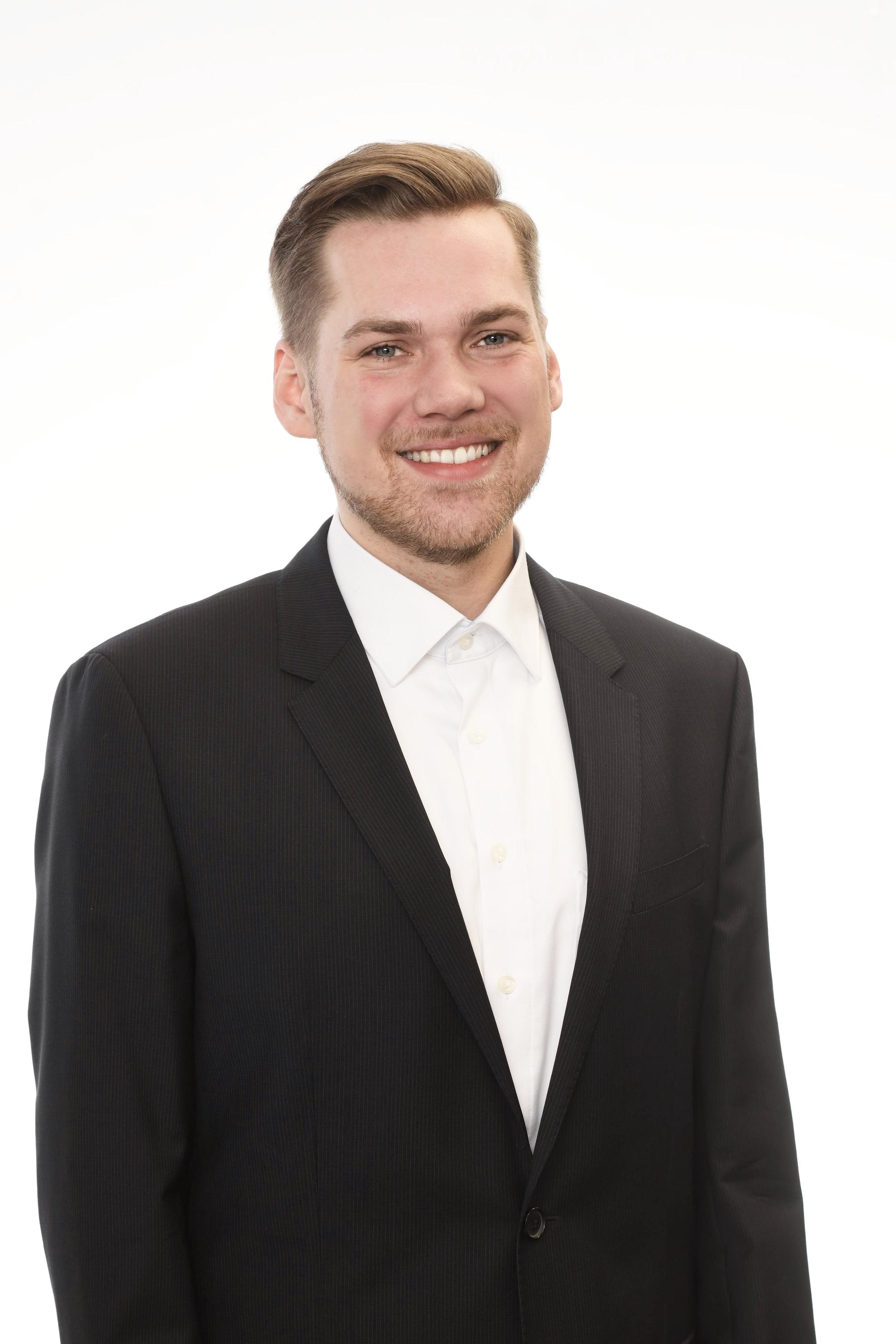 Tobias Mantwill - Firmenkundenbetreuer