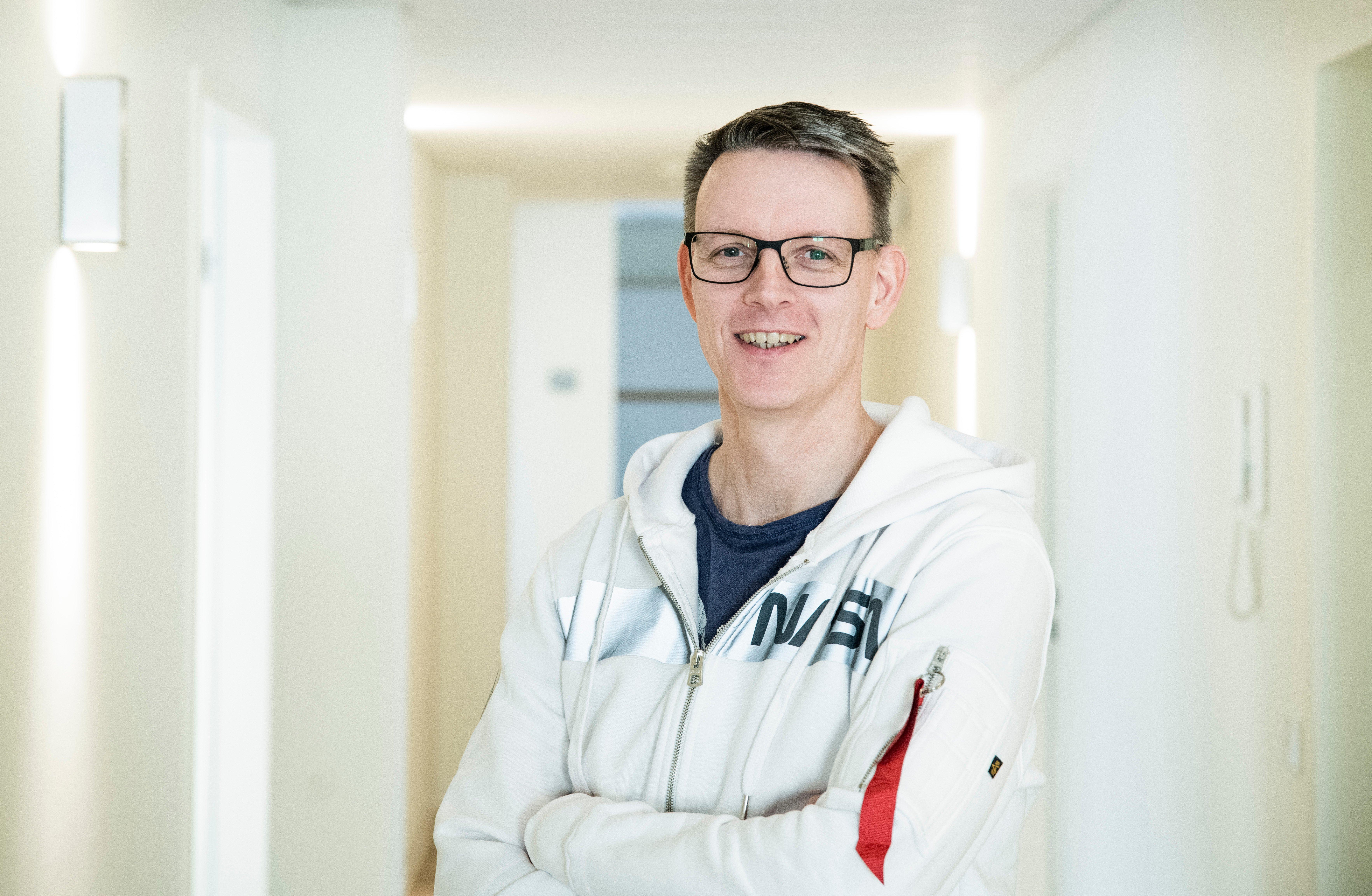 Dr. Mark Währisch Leiter des Riskimanagements bei creditshelf