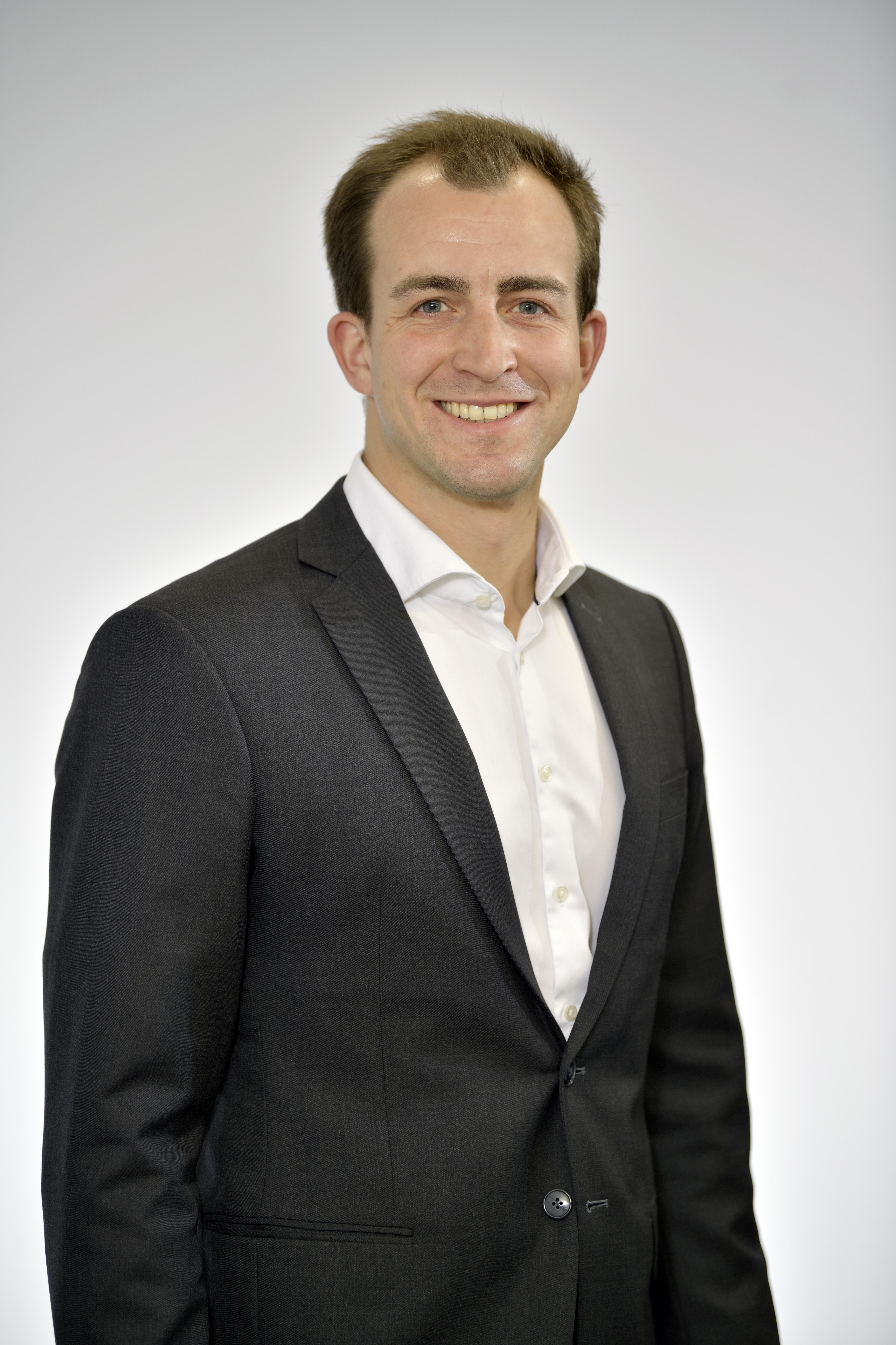 Richard Heller - Regionalleiter Firmenkunden - West
