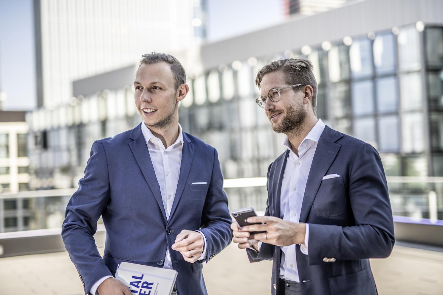 3 Fragen an Stefan Hnida - Leiter Partnermanagement creditshelf AG