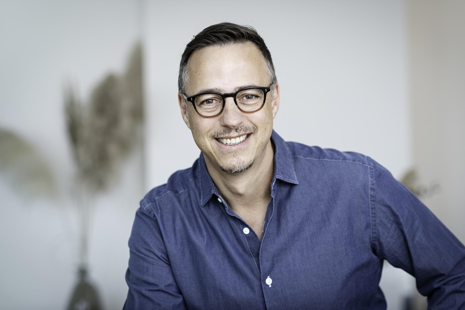 Marcel Faller, Geschäftsführer, sonoro audio GmbH